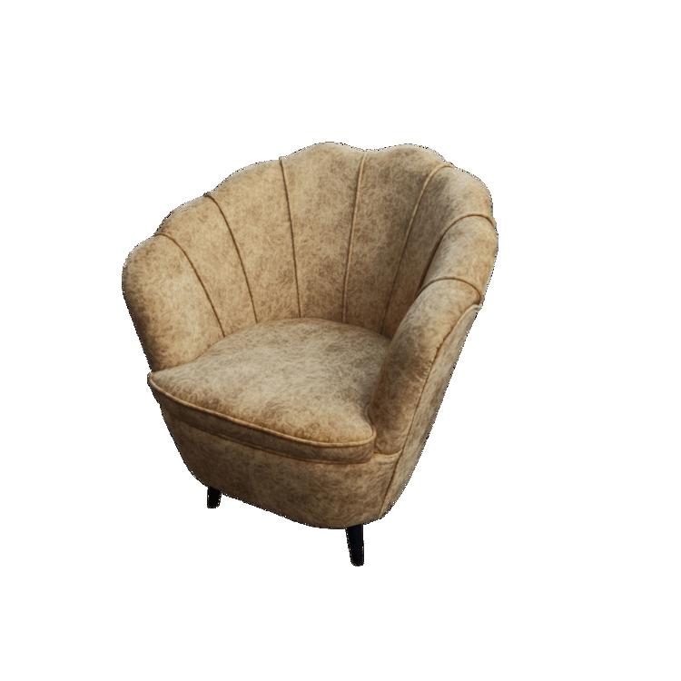 Obrazek Fotel muszelka