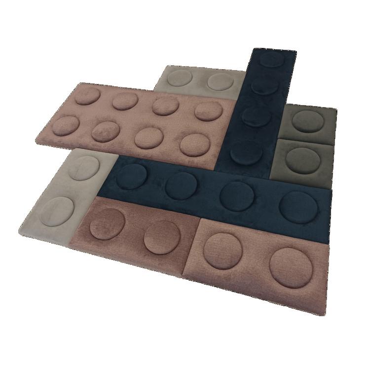 Obrazek Panel tapicerowany LEGO