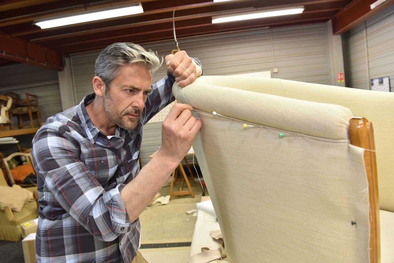 Renowacja mebli tapicerowanych
